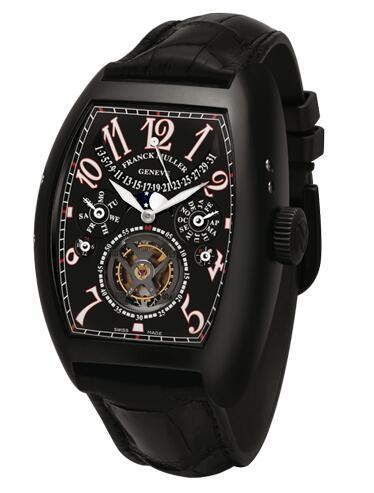 FRANCK MULLER 8880 T QP NR Cintree Curvex Perpetual Calendar Tourbillon Replica Watch