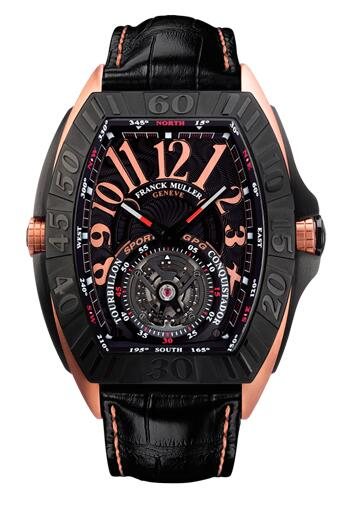 FRANCK MULLER Conquistador Grand Prix Tourbillon 9900 T GPG 5N Replica Watch