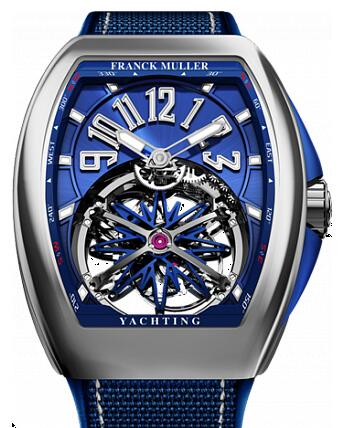 FRANCK MULLER V45 T GRAVITY CS YACHTING AC Gravity Yachting Replica Watch