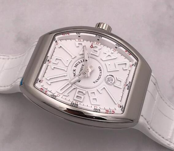 FRANCK MULLER V 45 SC DT AC VANGUARD Replica Watch