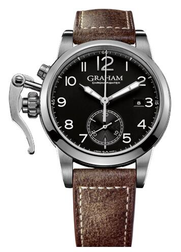 Graham Chronofighter 1695 Steel 2CXAS.B01A Replica Watch