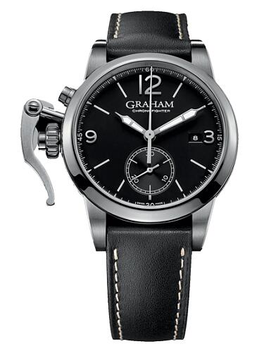 Graham Chronofighter 1695 Steel 2CXAS.B02A Replica Watch