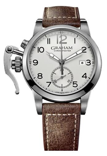 Graham Chronofighter 1695 Steel 2CXAS.S01A Replica Watch