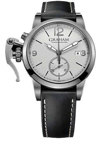 Graham Chronofighter 1695 Steel 2CXAS.S02A Replica Watch