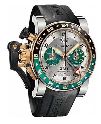 Graham Chronofighter Oversize GMT 2OVGG.S06A.K10S Replica Watch
