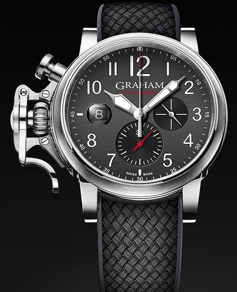 Graham Chronofighter Grand Vintage 2CVDS.B29A Replica Watch