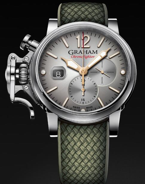 Graham Chronofighter Grand Vintage 2CVDS.S02A Replica Watch