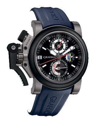 Graham Chronofighter Oversize Referee 20VKT.B36A Replica Watch