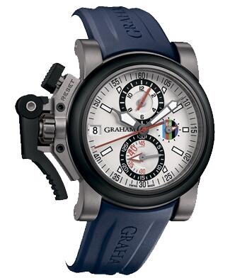 Graham Chronofighter Oversize Referee 20VKT.S07A Replica Watch
