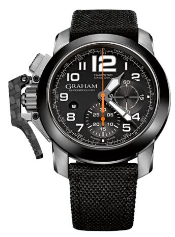 Graham Chronofighter Oversize 2CCAC.B03A Replica Watch