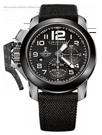 Graham Chronofighter La Kings 2CCAC.B08A.T12B Replica Watch