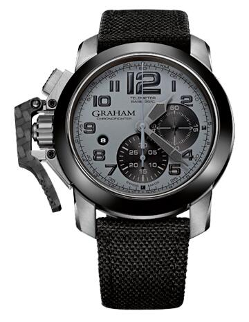 Graham Chronofighter Oversize 2CCAC.S01A Replica Watch