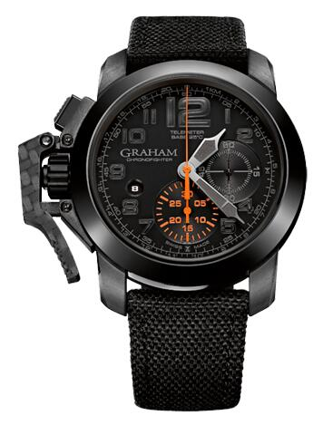 Graham Chronofighter Oversize 2CCAU.B01A Replica Watch