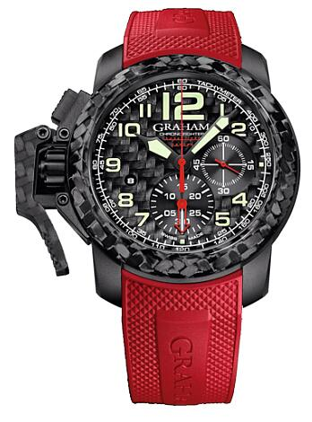 Graham Chronofighter Oversize Superlight 2CCBK.B11A.K95N Replica Watch