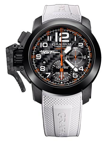Graham Chronofighter Oversize Superlight GT Asia 2CCBK.B14A.K102B Replica Watch