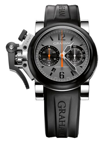 Graham Chronofighter Oversize 2OVBV.S08A Replica Watch