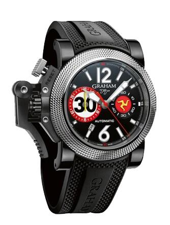 Graham Chronofighter Oversize Tourist Trophy Isle 2OVUV.B33A.K52N Replica Watch