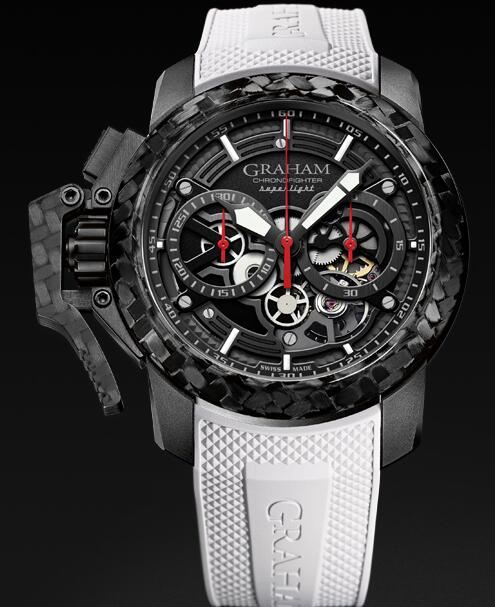 Graham Chronofighter Superlight 2CCBK.B25A.K102K Replica Watch