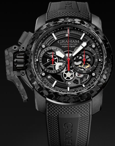 Graham Chronofighter Superlight 2CCBK.B25A Replica Watch