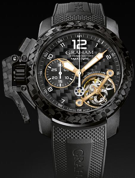 Graham Chronofighter Superlight 2CCBK.B35A Replica Watch