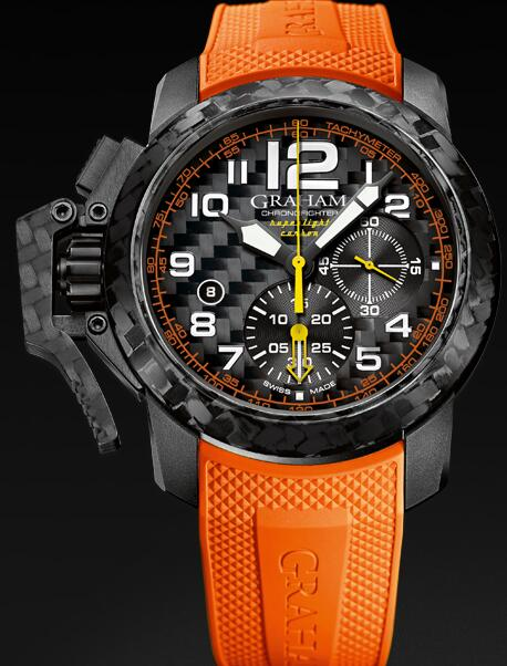 Graham Chronofighter Superlight 2CCBK.O01A Replica Watch