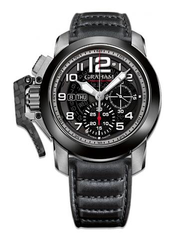 Graham Chronofighter Target 2CCAC.B33A Replica Watch