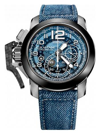 Graham Chronofighter Target 2CCAC.U04A Replica Watch