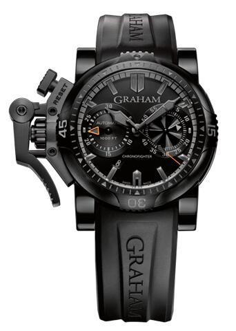 Graham Chronofighter Oversize Diver 2OVEB.B40A Replica Watch