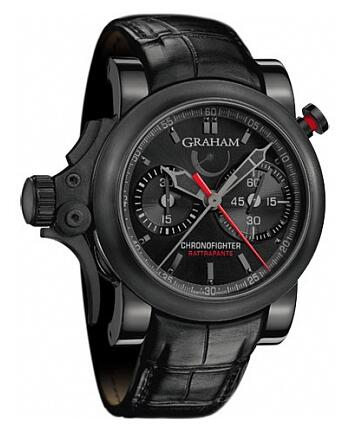 Graham Chronofighter Trigger Rattrapante 2TRRB.B08A.C86N Replica Watch