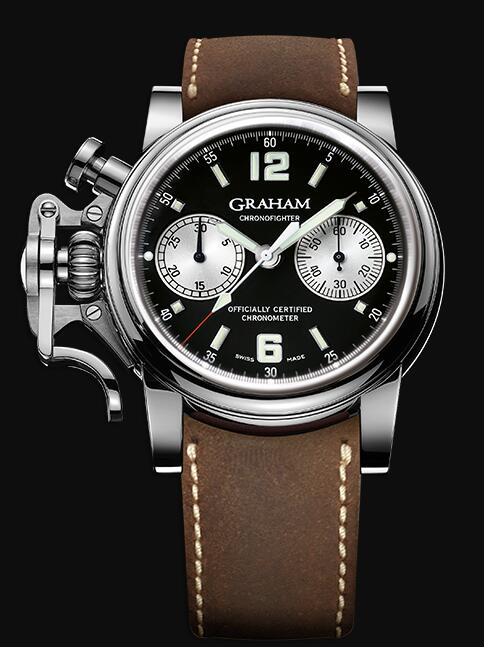 Graham Chronofighter Vintage Special Series VINTAGE LTD-ANNIVERSARY 2CVES.B01A Replica Watch