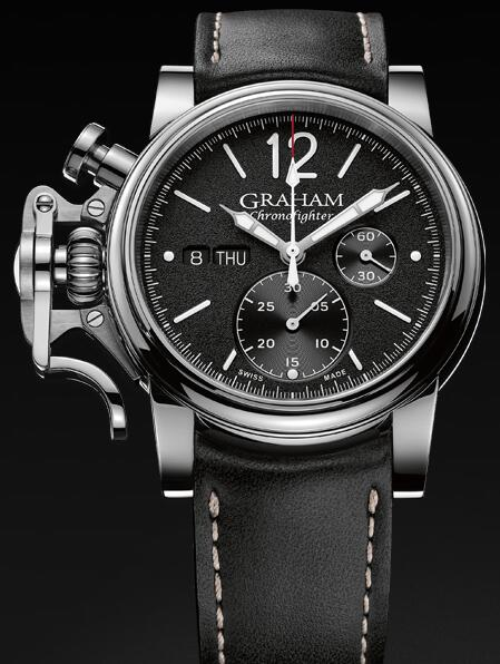 Graham Chronofighter Vintage 2CVAS.B02A Replica Watch