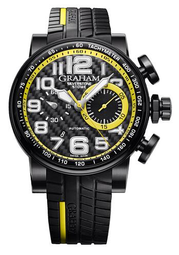 Graham Silverstone Stowe 48 2BLDC.Y26A.K66N Replica Watch