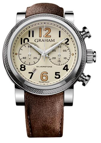 Graham Silverstone Vintage 30 2BLFS.W06A Replica Watch