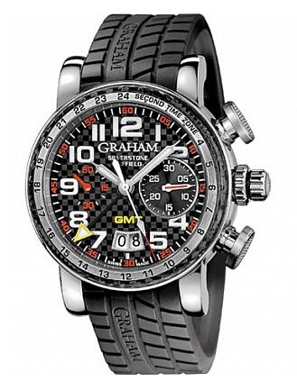 Graham Silverstone Luffield Night Racer 2GSIUS.B08A.K07B Replica Watch
