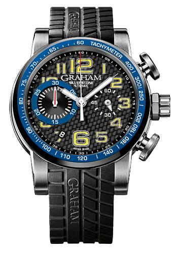 Graham Silverstone Stowe 44 2SAAC.B04A Replica Watch