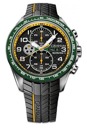 Graham Silverstone RS Racing 2STEA.B17A Replica Watch