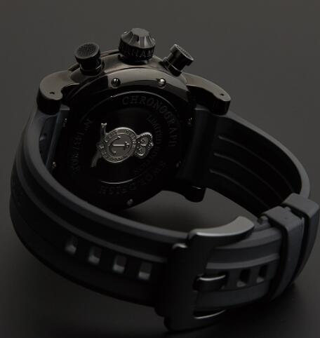 Graham Swordfish All Black 2SWAB.B35R Replica Watch