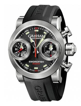 Graham Swordfish Booster 2SWBS.B29R Replica Watch