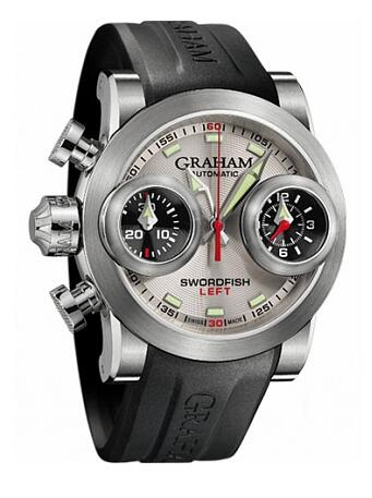 Graham Swordfish Booster 2SWBS.S09L Replica Watch