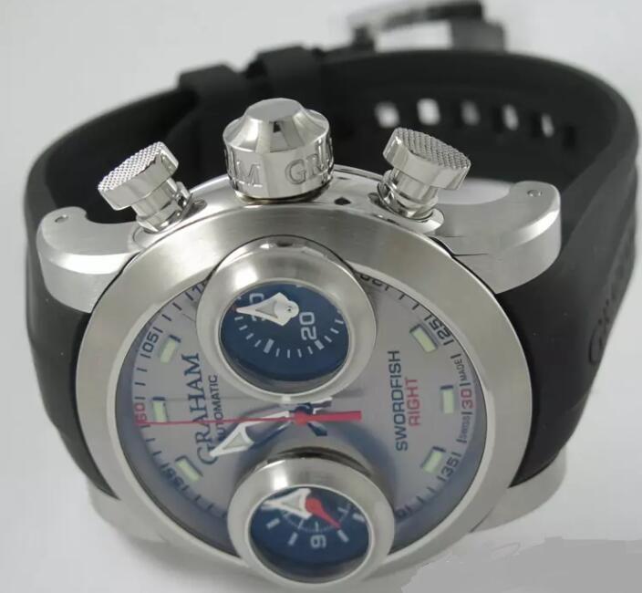 Graham Swordfish Booster 2SWBS.S09R Replica Watch