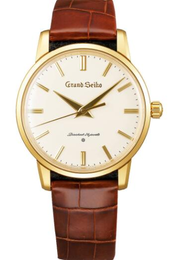 Grand Seiko Elegance First Grand Seiko Re-creation SBGW258 Replica Watch