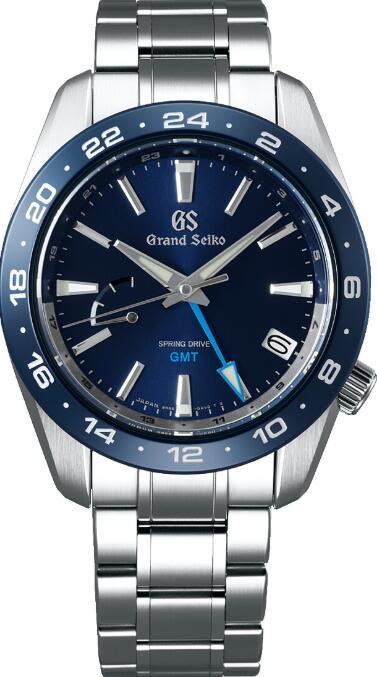 Grand Seiko Sport GMT SBGE255 Replica Watch