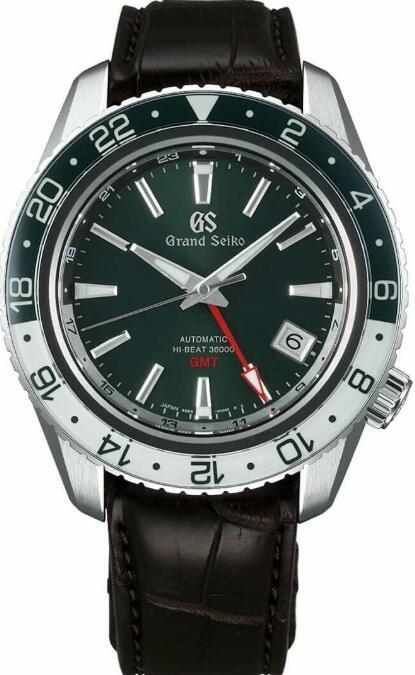 Grand Seiko Sport GMT SBGJ239 Replica Watch