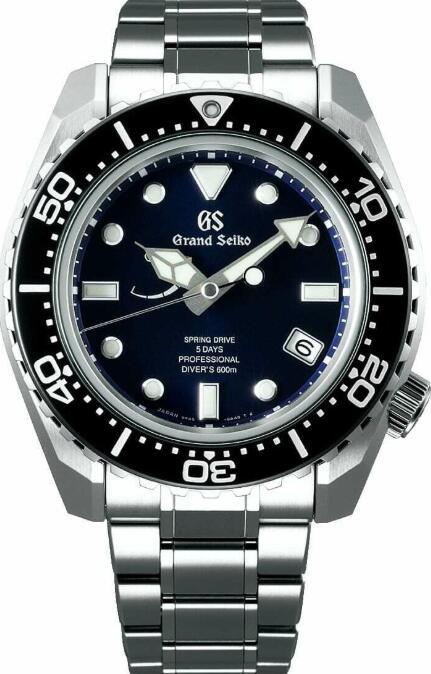 Grand Seiko Sport GMT SLGA001 Replica Watch