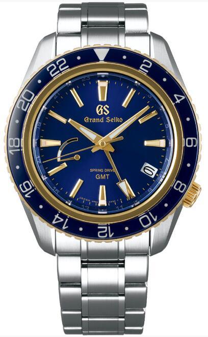 Grand Seiko Spring Drive GMT SBGE248 Replica Watch