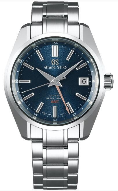 Grand Seiko Mechanical Hi-Beat 36000 GMT Grand Seiko Boutique SBGJ235 Replica Watch