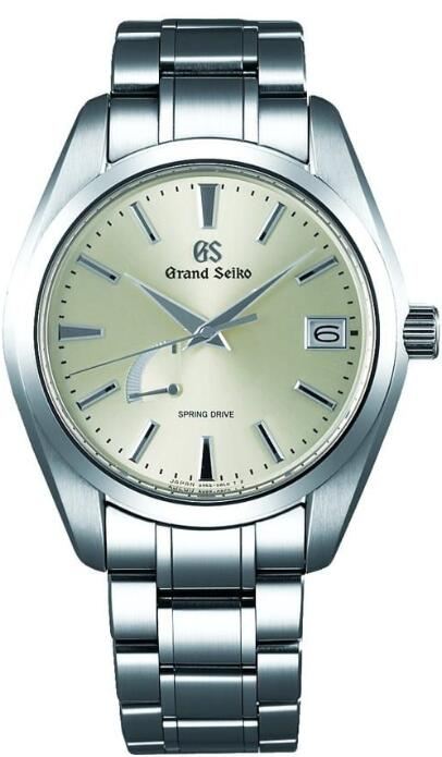Grand Seiko SPRING DRIVE POWER RESERVE SBGA201 Replica Watch