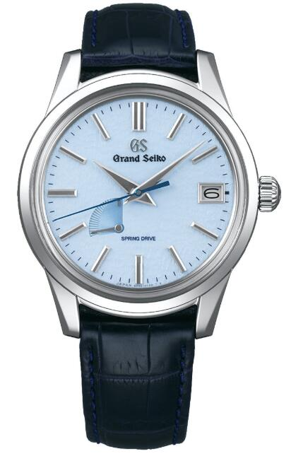 Grand Seiko Spring Drive Snowflake SBGA407 Replica Watch