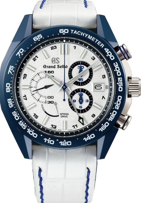 Grand Seiko SPORT NISSAN GT-R 50TH ANNIVERSARY SBGC229 Replica Watch