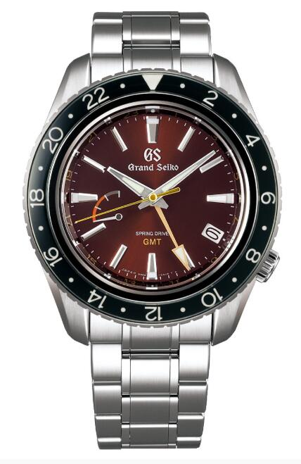 Grand Seiko Spring Drive GMT SBGE245G Replica Watch